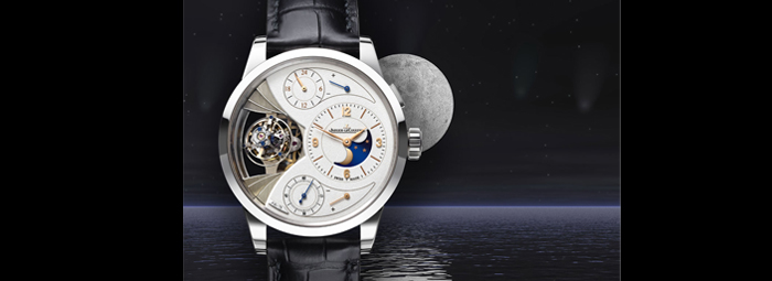 UK Best Jaeger-Lecoultre Duometre Spherotourbillon Moon Replica Watches